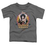 Toddler: Wonder Woman - Powerful Woman Shirt