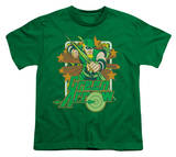 Youth: Green Arrow - Green Arrow Stars T-shirts