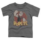Toddler: Popeye - Retro Ring T-shirts