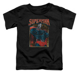 Toddler: Superman - Head Bang T-Shirt