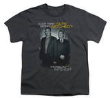 Youth: Person Of Interest - Watched T-shirts