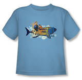 Toddler: Survivor - Ready Go T-shirts