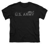 Youth: Army - Helicopter T-shirts