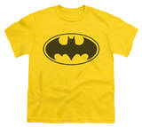 Youth: Batman - Black Bat T-Shirt