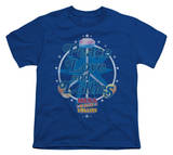 Youth: Smarties - Peace Lollies T-shirts