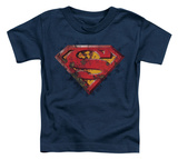 Toddler: Superman - Rusted Shield T-Shirt