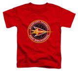Toddler: Star Trek - Red Squadron T-shirts