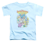 Toddler: Superman - Super Friends No.1 T-shirts
