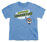 Youth: Dexter's Laboratory - Logo T-shirts