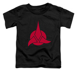 Toddler: Star Trek - Klingon Logo T-shirts