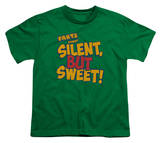 Youth: Farts Candy - Silent But Sweet T-Shirt