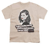 Youth: Suburgatory - Mascara T-shirts