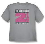 Youth: Naked Gun 2-1/2 - Logo T-shirts