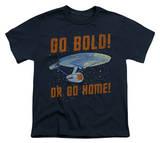 Youth: Star Trek - Go Bold T-shirts