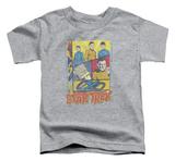 Toddler: Star Trek - Vintage Collage Shirts