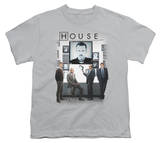 Youth: House - The Cast T-shirts