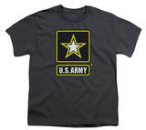 Youth: Army - Logo T-Shirt