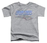 Toddler: Star Trek - Distressed TNG T-Shirt