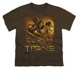Youth: Clash Of The Titans - Heroes T-shirts