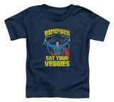 Toddler: Superman - Veggie Power T-shirts