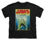 Youth: Jaws - Bright Jaws Shirts