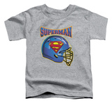 Toddler: Superman - Helmet Shirts