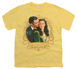 Youth: Gone With The Wind - Gone Scrolling T-shirts