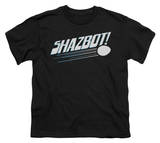 Youth: Mork & Mindy - Shazbot Egg T-shirts