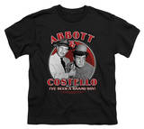 Youth: Abbott & Costello - Bad Boy T-shirts