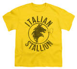Youth: Rocky - Italian Stallion Horse Shirts