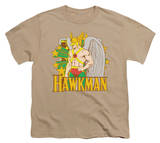 Youth: Hawkman - Hawkman Stars T-Shirt