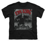 Youth: King Kong - City Poster T-Shirt