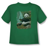 Toddler: Wildlife - Citizen Of Heaven On Earth T-Shirt