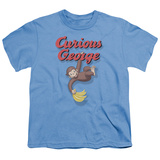Youth: Curious George - Hangin Out T-shirts