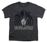 Youth: Revolution - Light Bulb Shirts