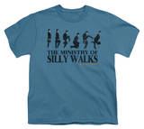 Youth: Monty Python - Silly Walk Tshirts