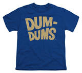 Youth: Dum Dums - Distressed Logo T-shirts