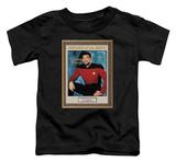 Toddler: Star Trek - Employee Of Month T-shirts