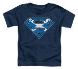Toddler: Superman - Scottish Shield Shirt