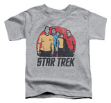 Toddler: Star Trek - Landing Party Shirt