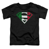 Toddler: Superman - Italian Shield Shirts