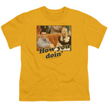 Youth: Friends - How You Doin Shirts