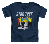 Toddler: Star Trek - Vector Crew T-shirts