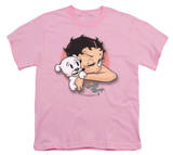Youth: Betty Boop - Wink Wink T-Shirt