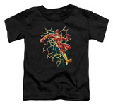 Toddler: The Flash - Electric Death T-Shirt