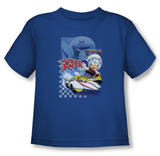 Toddler: Speed Racer - In Action T-shirts