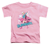 Toddler: Superman - I'm Supergirl T-shirts