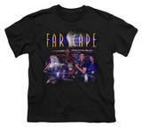 Youth: Farscape - Flarescape T-shirts