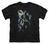 Youth: Batman - The Knight T-shirts