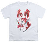 Youth: Dexter - Tools Of The Trade T-shirts